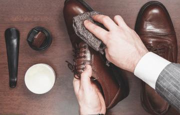 Mẹo cần thiết trong việc đánh xi cho giày da để luôn gia tăng tuổi thọ