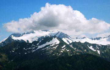 Núi Olympus gắn liền với 12 vị thần Hy Lạp