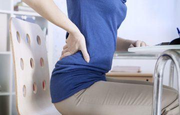 Khắc phục căn bệnh đau lưng của hầu hết dân văn phòng một cách hiệu quả