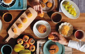 Chơi Trung thu ở các nước quanh Châu Á nhất định phải thử các loại bánh này