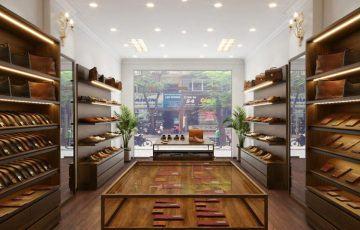 3 cửa hàng túi xách đẹp và thu hút hàng trăm ngàn lượt khách