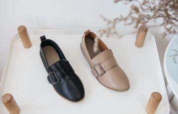 Khắc cốt ghi tâm cách phối đồ với giày bệt nữ chuẩn Hàn Quốc