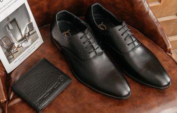 5 kiểu giày thời trang nam có thể diện trong bất cứ kiểu thời tiết nào