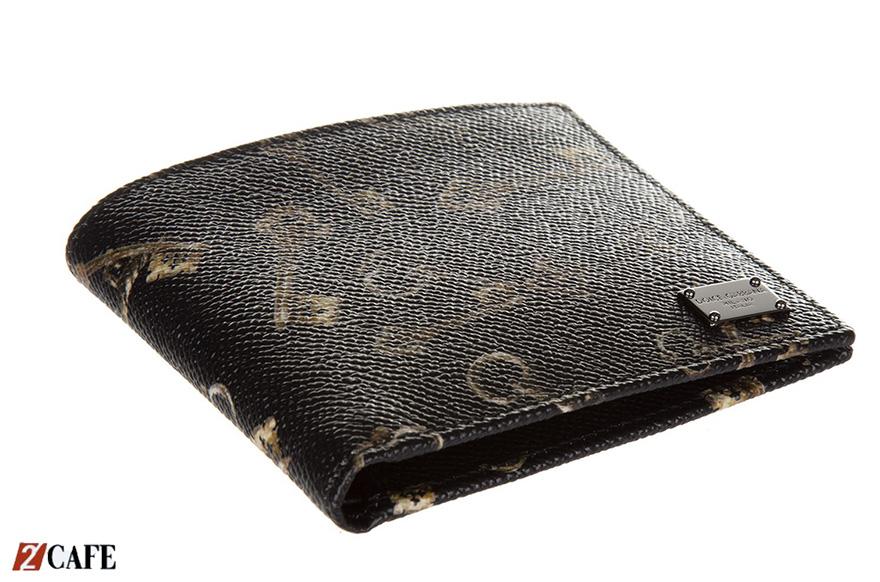 Một mẫu ví nam đẹp của D&G (Nguồn: Internet)