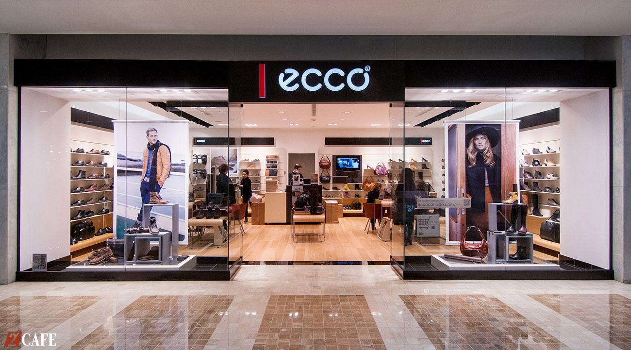 Ecco đang tích cực mở rộng showroom tại những thành phố lớn (Nguồn: Internet)