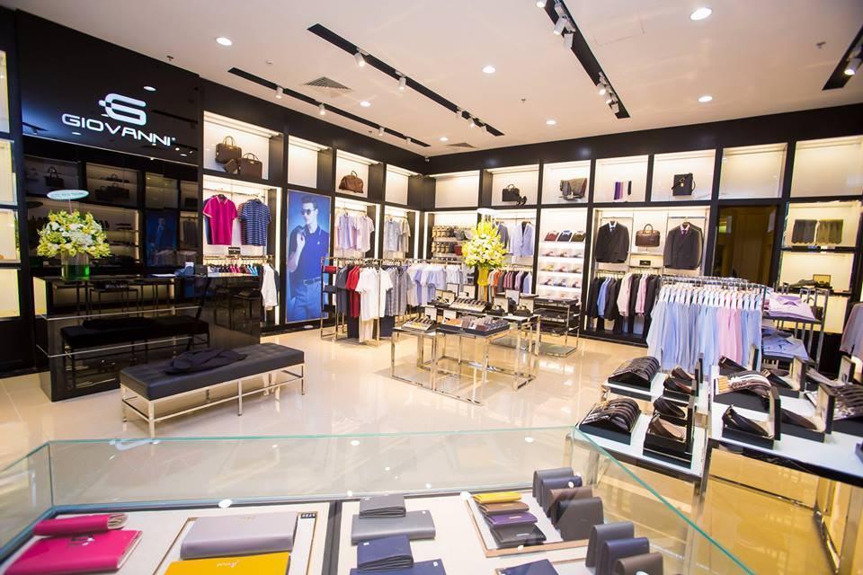 Cửa hàng GIOVANNI không chỉ kinh doanh giày mà còn cung cấp nhiều mặt hàng phụ kiện khác (Nguồn: Internet)
