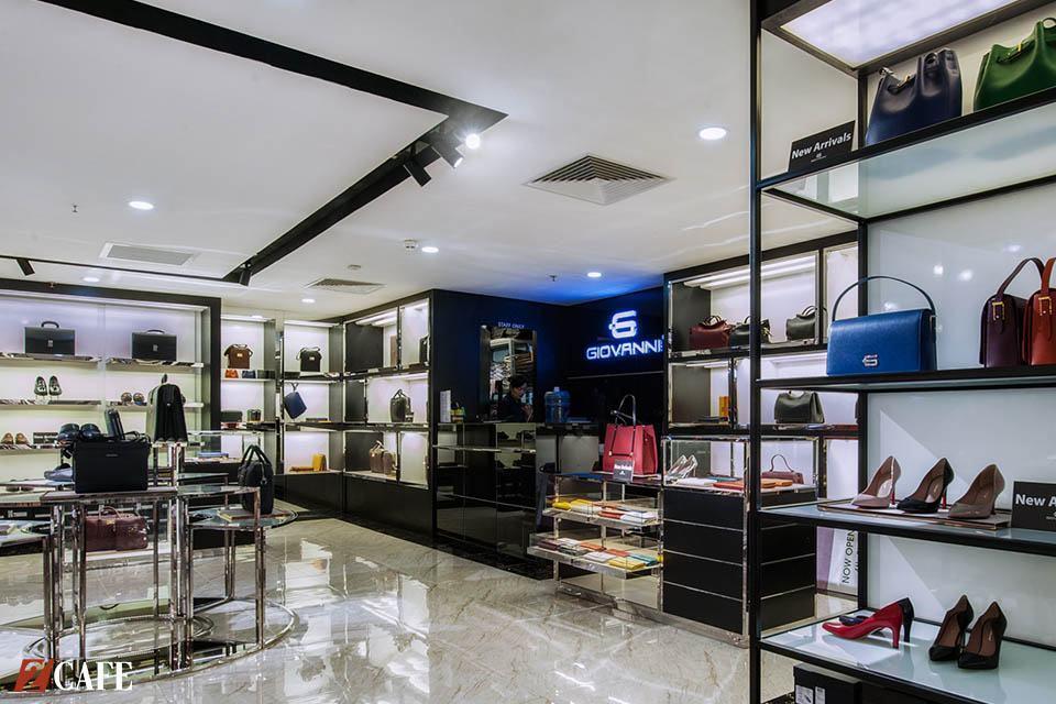 Showroom GIOVANNI tại một trung tâm thương mại (Nguồn: Internet)