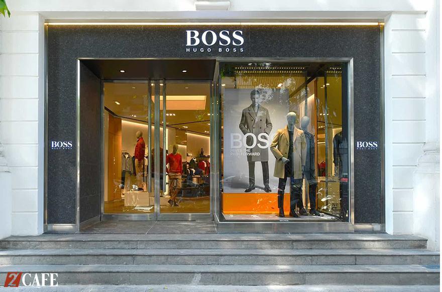 Hugo Boss tạo dấu ấn trong cả thế giới giày da và may mặc (Nguồn: Internet)