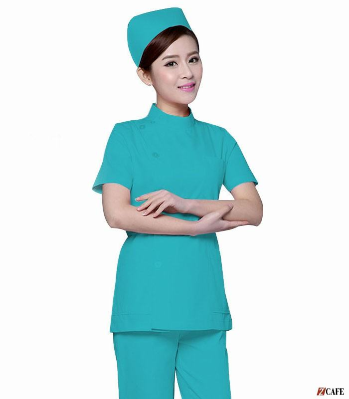 Đồng phục y tá tại Hà Thành được nhiều khách hàng lựa chọn (Ảnh: Internet)