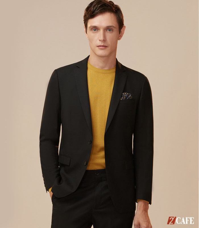 Vest kết hợp áo thun cho mùa hè năng động