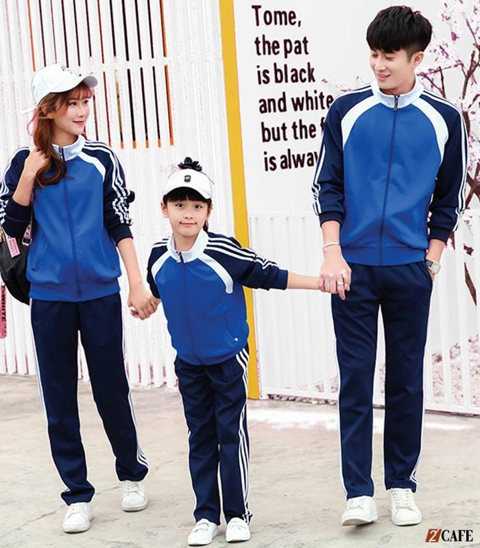 Chất liệu này chiếm hơn 60% thiết kế áo khoác đồng phục học sinh tiểu học tại Việt Nam (Ảnh: Internet)