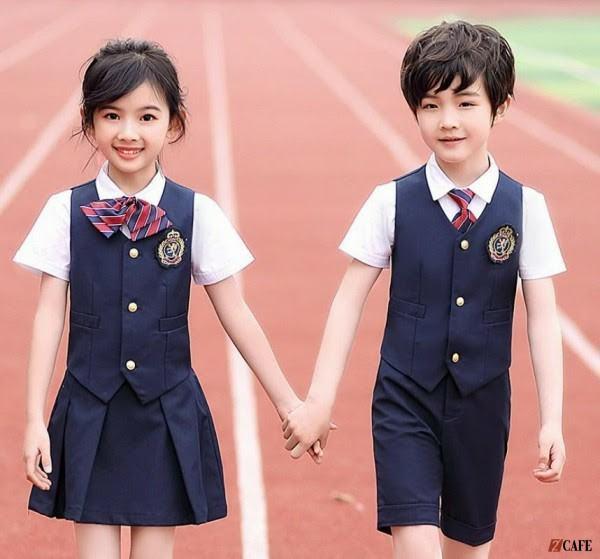Đồng phục học sinh tiểu học Thành Hưng IDI ( ẢnhInternet)