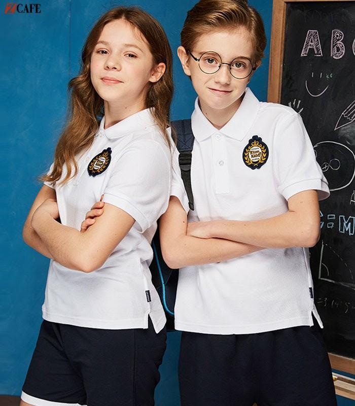 Mẫu đồng phục học sinh trường quốc tế(Ảnh: Internet)