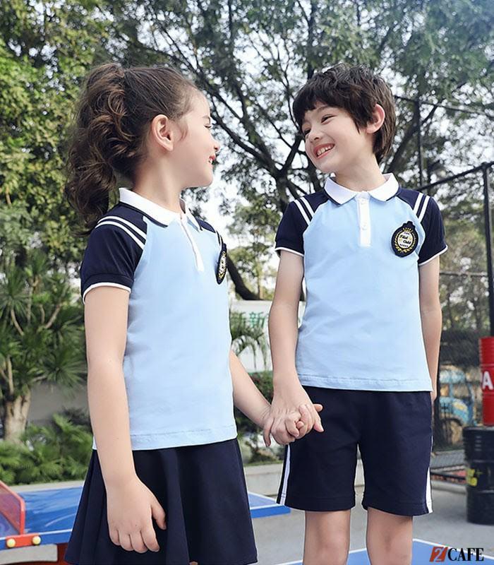 Đồng phục tiểu học thể dục (Ảnh: Internet)