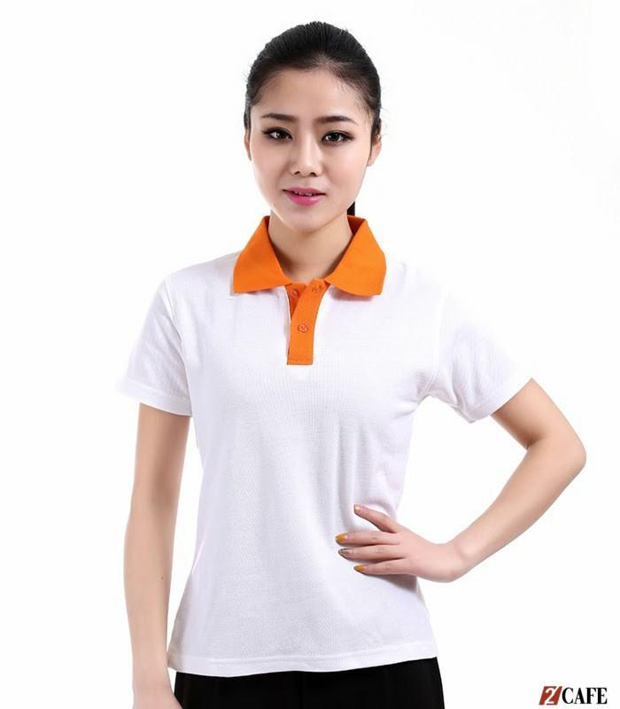 Đồng phục áo phông giáo viên mầm non UniWorld (Ảnh: Internet)