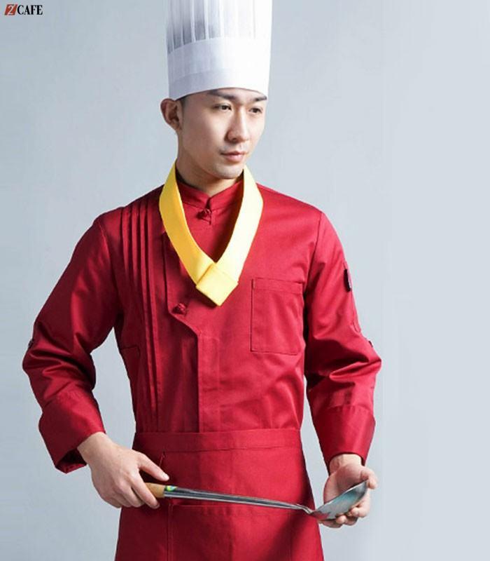 Đồng phục bếp trưởng tại Moda Viet (Ảnh: Internet)